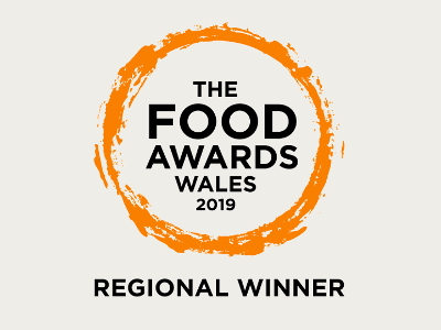 Food Awards Wales Winner 2019