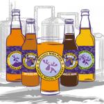 Purple Moose Beer